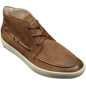 Lloyd Branco Ankle Leather Boot (Tan)